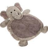 Mary Meyer Grey Elephant Baby Play Mat