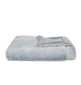 "Saranoni Receiving Blanket (30"" x 40"") Gray Lush"