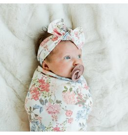 Saranoni Stretchy Swaddle Vintage Floral