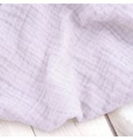 Sugar House Classic Muslin Swaddle - Lilac