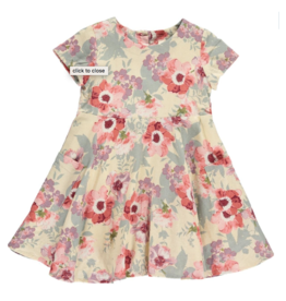 Vignette Debbie Rose Floral Dress