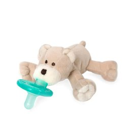 Wubbanub Wubbanub Baby Brown Bear Pacifier