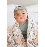 Copper Pearl Knit Blanket - Autumn