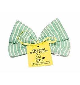 Baby Paper Baby Paper - Organic Organic Yarn Stripe Pool