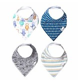 Copper Pearl Bibs - Max Set - 4 pack