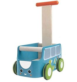 Plan Toys, Inc Van Walker (Blue) -DS