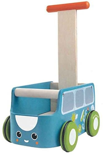 Plan Toys, Inc Van Walker (Blue) -DS