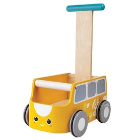 Plan Toys, Inc Van Walker (Yellow)
