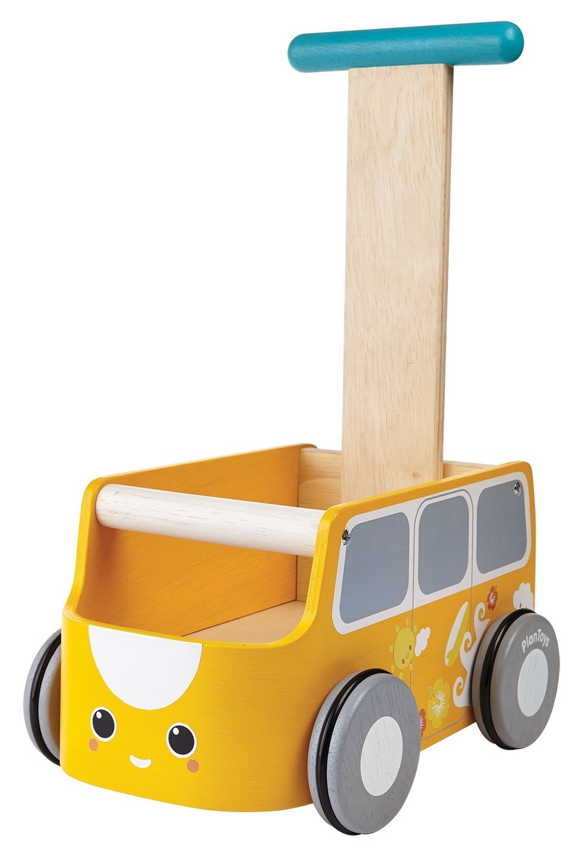 Plan Toys, Inc Van Walker (Yellow)