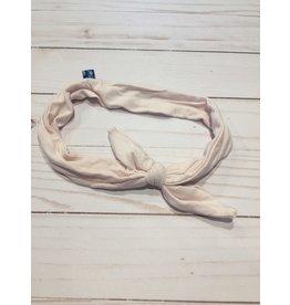 Kickee Pants Solid Bow Headband Macaroon - S