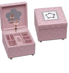 Cherished Moments Jewelry Musical Box