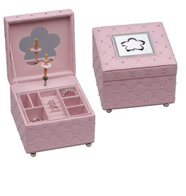 Cherished Moments Jewelry Musical Box