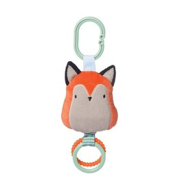 Manhattan Toy Camp Acorn Fox Travel Toy