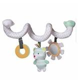 Manhattan Toy Playtime Plush Activity Spiral Bear