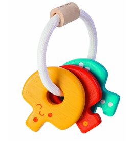 Plan Toys, Inc Key Rattle