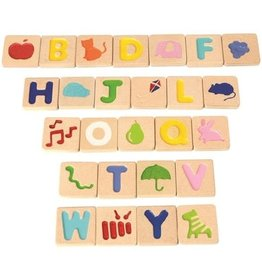 Plan Toys, Inc Alphabet A-Z