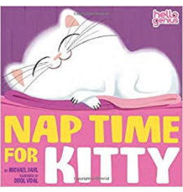 Capstone Nap Time for Kitty