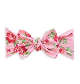 Baby Bling Bows Printed Knot - Love Bouquet