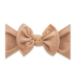 Baby Bling Bows Shimmer Knot (Rose Gold)