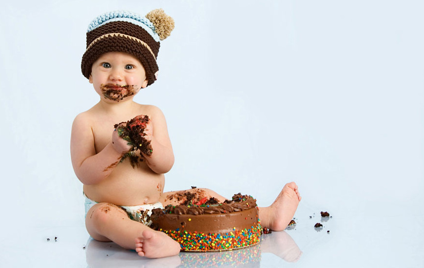 Top 10 Items for First Birthdays