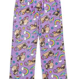 Candy Pink Girls Lounge Pant