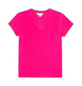 Candy Pink Girls Tee Shirt