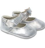 Robeez First Kicks, Sofia Silver Metallic