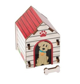 Fat Brain Build It: Dog House