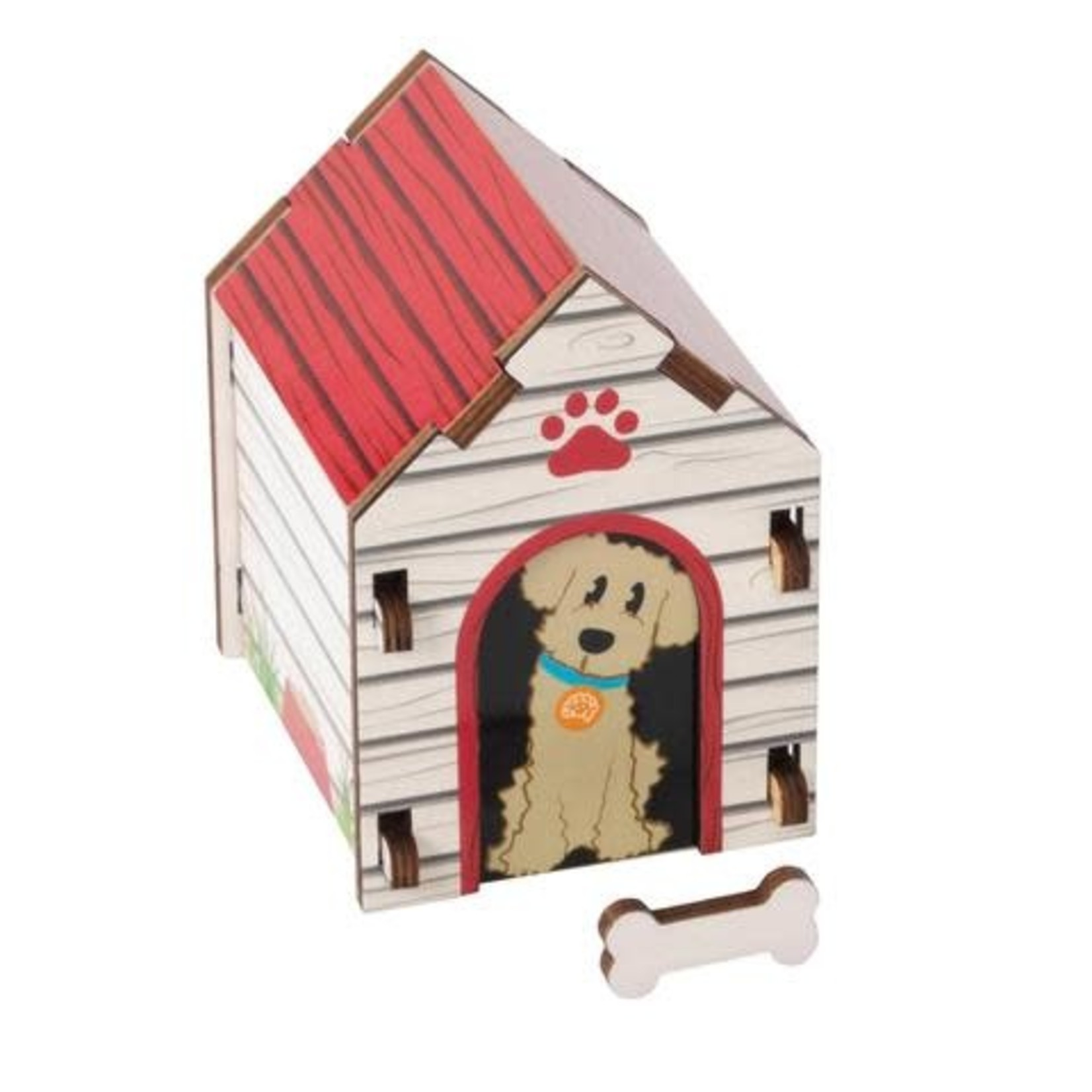 Fat Brain Build It: Dog House (Done)