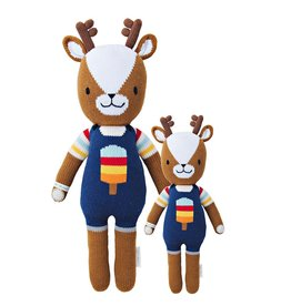 Cuddle and Kind Scout the Deer little 13""