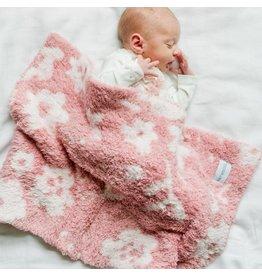 """Saranoni Mini Blanket (15"""" x 20"""") Petal Double Layer Bamboni"""
