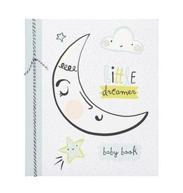 CR Gibson Loose Leaf Memory Book Little Dreamer