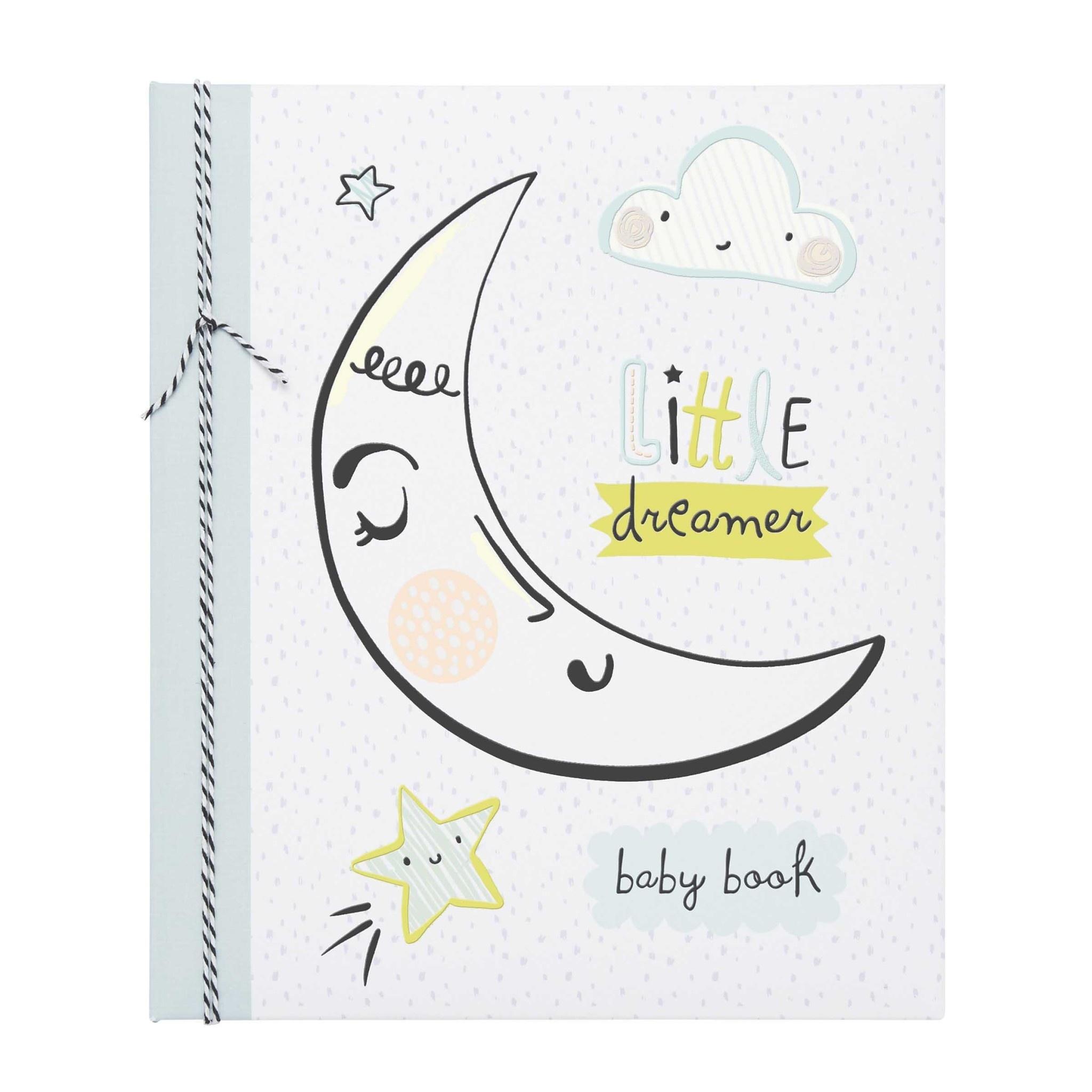 CR Gibson Loose Leaf Memory Book Little Dreamer