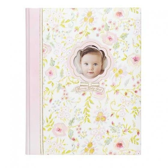 CR Gibson Loose Leaf Memory Book Sweet As Can Be