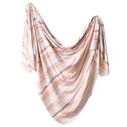 Copper Pearl Knit Blanket - Belle