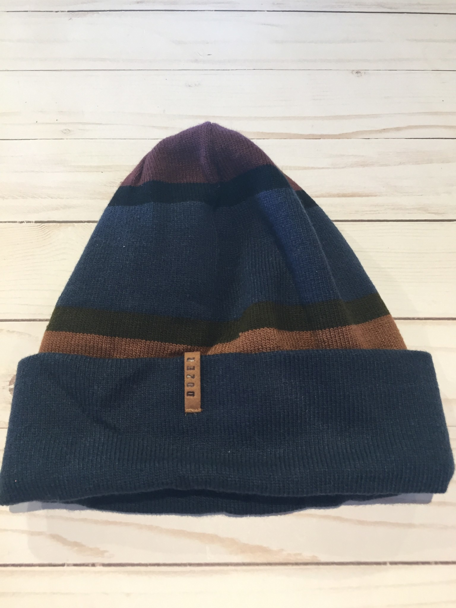 Millymook and Dozer Boys Beanie - Rory Steel One Size (2-7y)