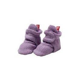 Zutano Cozie Fleece Bootie - Lilac