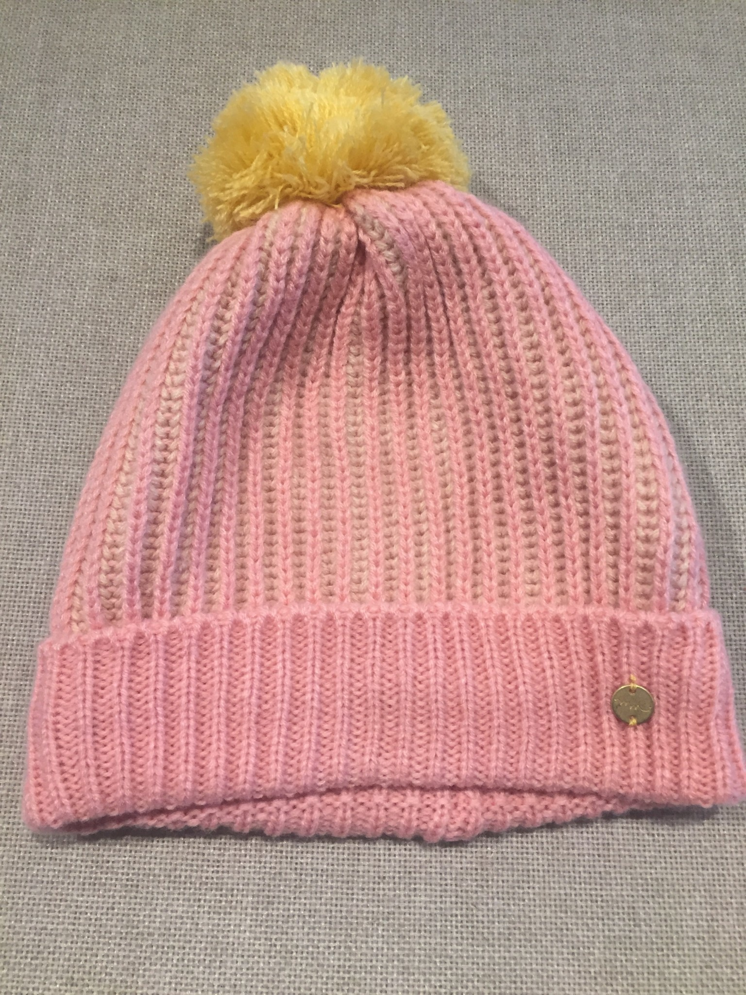 Millymook and Dozer Girls Beanie - Binki (OS 2-7y)