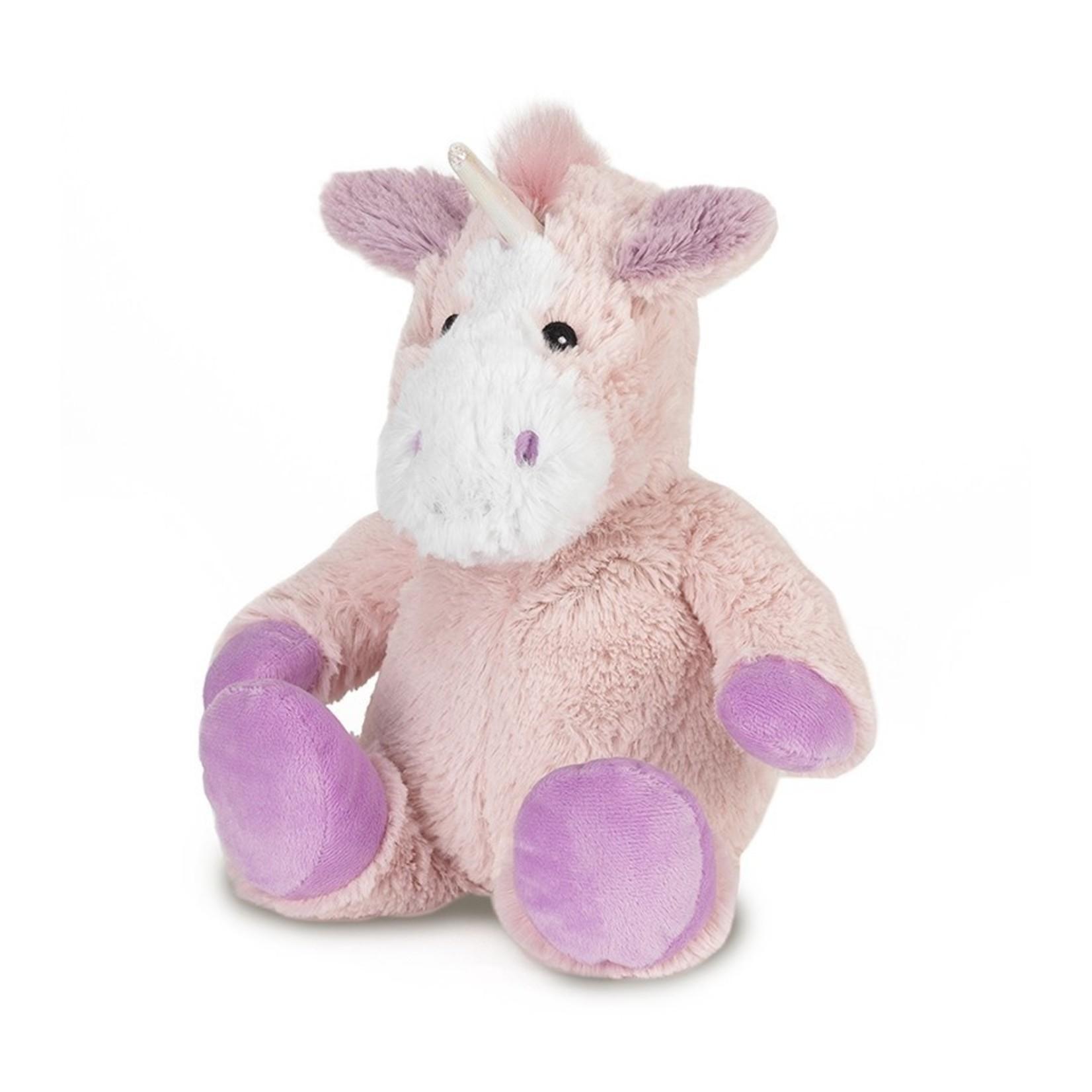 Intelex Junior Pink Unicorn Cozy Plush