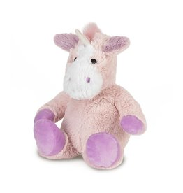 Intelex Big Pink Unicorn Cozy Plush