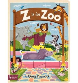 Gibbs Smith Z is for Zoo
