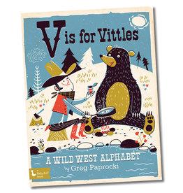 Gibbs Smith V is for Vittles