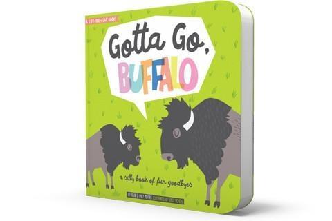 Gibbs Smith Gotta Go Buffalo