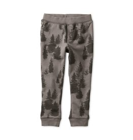 Tea Collection Forest Fleece Joggers - Forest