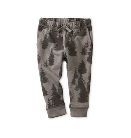 Tea Collection Forest Fleece Baby Joggers - Forest