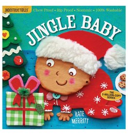Workman Publishing Indestructibles: Jingle Baby