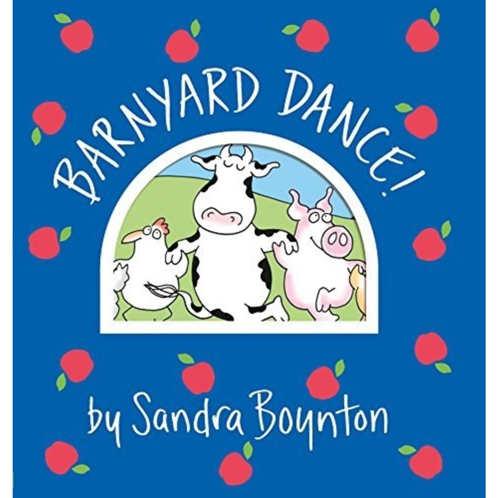 Workman Publishing Boynton, Barnyard Dance