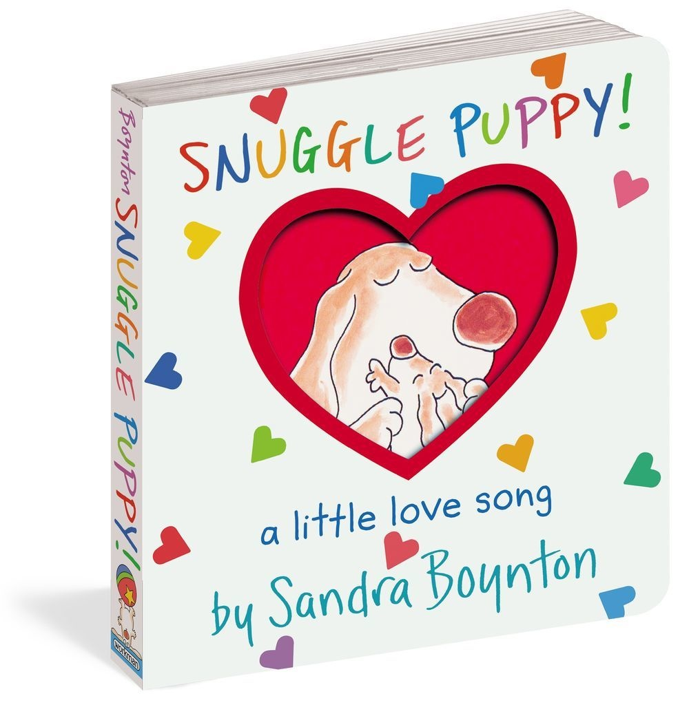 Workman Publishing Boynton, Snuggle Puppy!