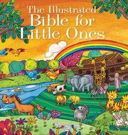 Harvest House Publishing Illustrated Bible For littleOnes