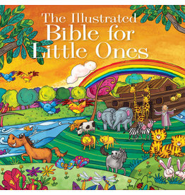 Harvest House Publishing Illustrated Bible For Little Ones